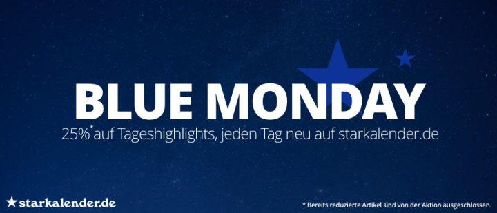 BLUE SUPER SALE: Die Tageshighlights für Montag, den 27.11.2017
