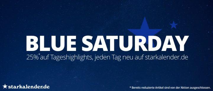 BLUE SUPER SALE: Die Tageshighlights für Samstag, den 25.11.2017