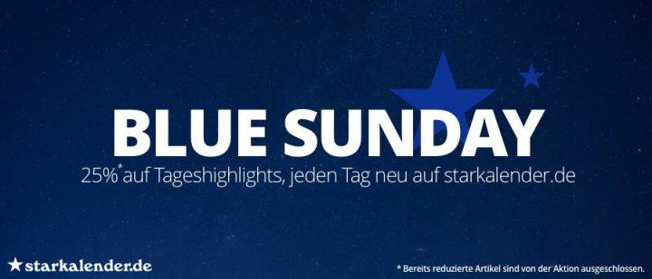 BLUE SUPER SALE: Die Tageshighlights für Sonntag, den 26.11.2017