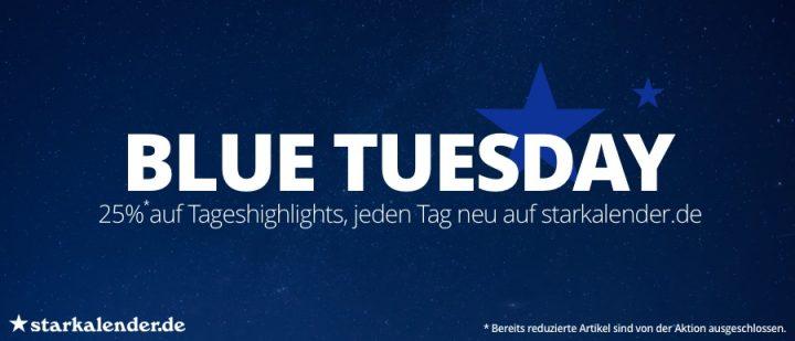 BLUE SUPER SALE: Die Tageshighlights für Dienstag, den 28.11.2017
